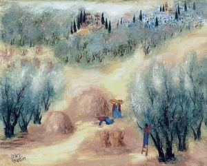 Harvest time, (1968)