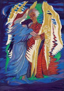 Jacob and the Angel, (1970)