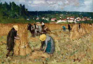 The Harvest at By