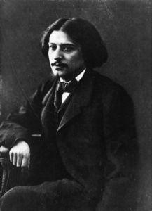portraits Alphonse Daudet
