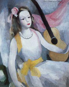 Femme à la guitare (1940)