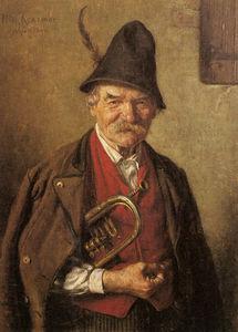 Tyrolean musicians
