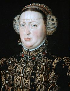 Catherine of Austria, Queen of Portugal
