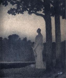 Reverie moonlit