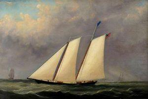 The Yacht 'America'
