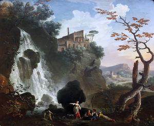 Villa des Maecenas in Tivoli anagoria
