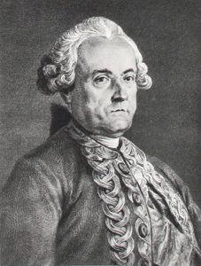 Portrait of Toussaint-Guillaume Picquet de la Motte