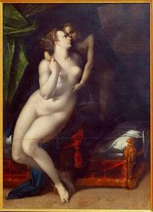 Venus and Love at the Palais des Beaux-Arts de Lille