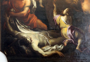 miracle of Blessed Savior from Horta, genoa