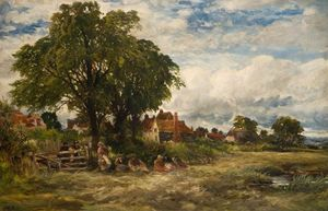 Farm near Brocklehurst