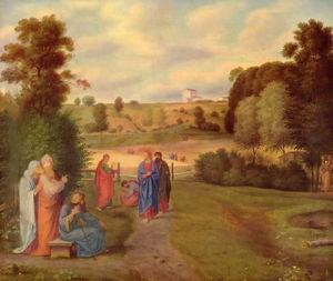 イエスと弟子たち