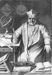 German mathematician and astronomer