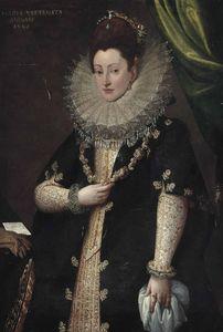 Portrait of Maria Vertemata