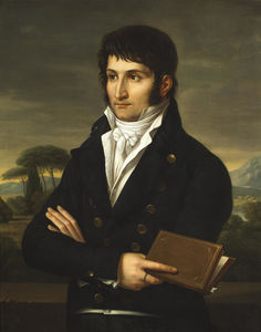 Portrait of Lucien Bonaparte