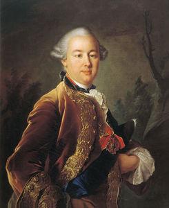 Portrait of Petr Sheremetev