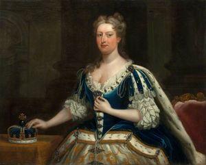 Queen Caroline of Brandenburg-Anspach