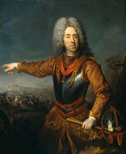 Eugene (1663-1736), Prince of Savoy.
