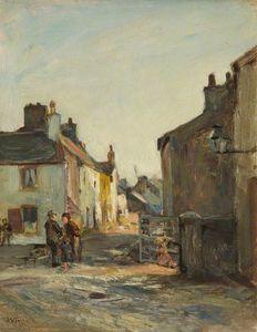 East coast street scene