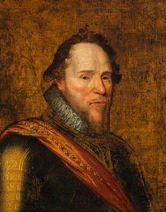 Prince Maurice of Orange-Nassau