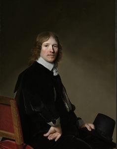 Portrait of Eduard Wallis (2)