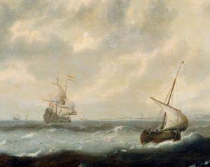 Shipping off a Coast