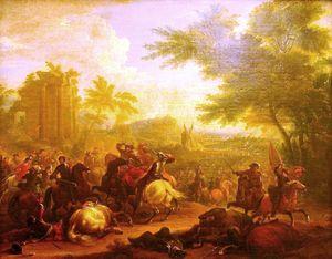 The battle of Cassano