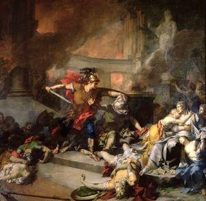 La morte di Priamo