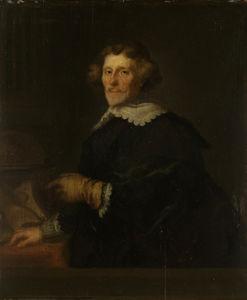 Portrait of Pieter Cornelisz