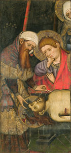 Mourning over the Dead Body of Christ