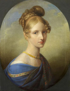 Archduchess Clementina of Austria, Princess of Salerno