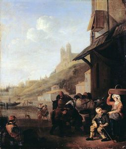 Roman blacksmith's shop