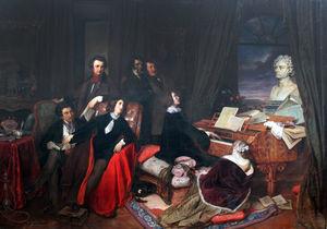 Liszt at the Piano