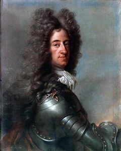 Portrait of Maximilian II Emanuel, Elector of Bavaria