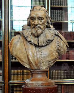 Bust of Robert Bruce Cotton