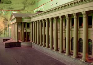 Large haga palace