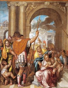 Presentation in the Temple, Museum of Castelvecchio