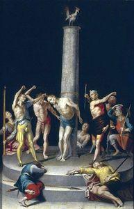Flagellation of Christ.