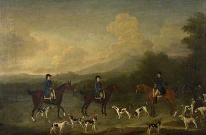 A warwickshire hunt