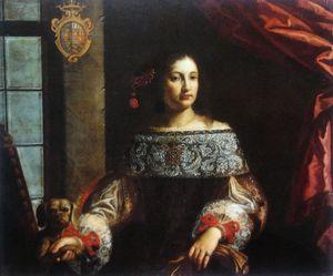Portrait of Countess Simonetta Cavazzi della Somaglia.