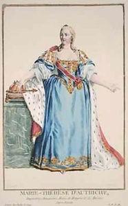 Maria Theresa Empress of Austria