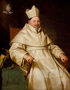 Portrait of Abbot Nicholas Mutsaerts