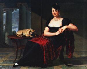 Portrait of Elena Mastiani Brunacci