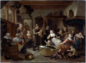 Celebration of a Birth