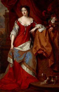 Queen Anne , as Princess of Denmark