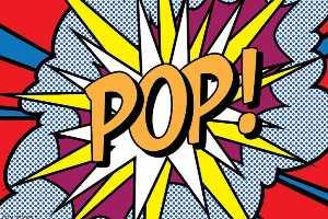 What is pop art