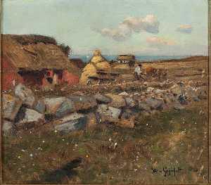 The Farmhouse on the Coast