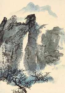 Cascade in the Ravine