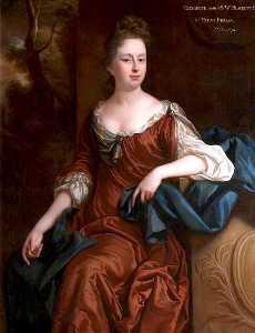 Elizabeth Kirkley, First Wife of Sir William Blackett, 1st Bt