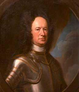 Lieutenant Colonel Alexander Campbell of Finab