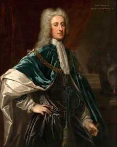 John Dalrymple, 2nd Earl of Stair (also known as John Campbell, Duke of Argyll and Greenwich)